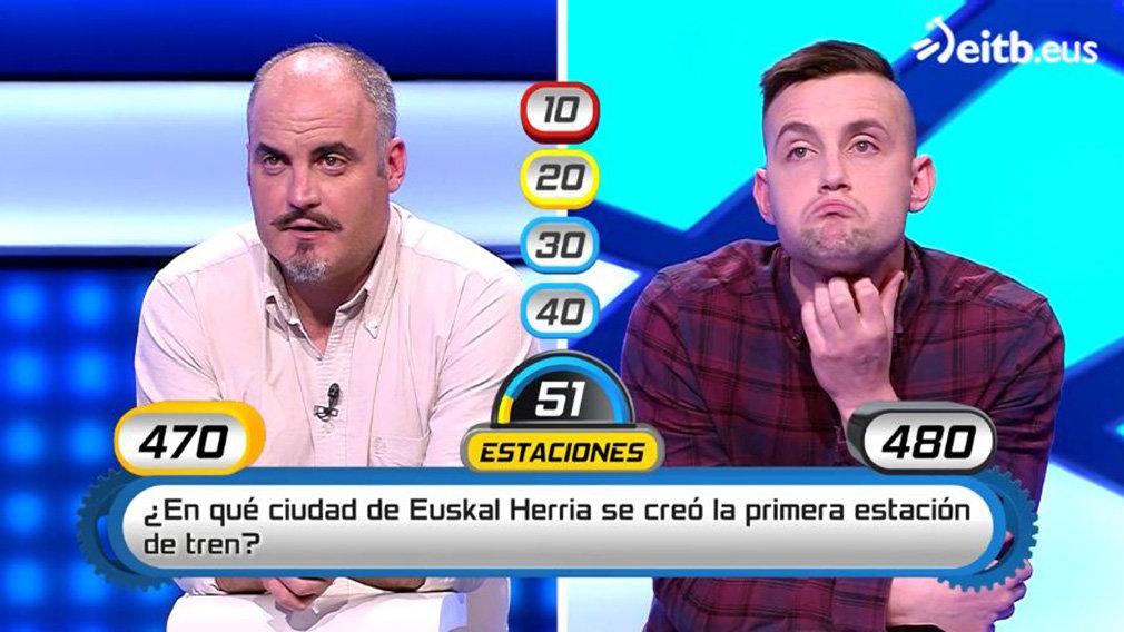 La polémica respuesta en la que un programa de ETB incluye a Pamplona como ciudad de Euskal Herria