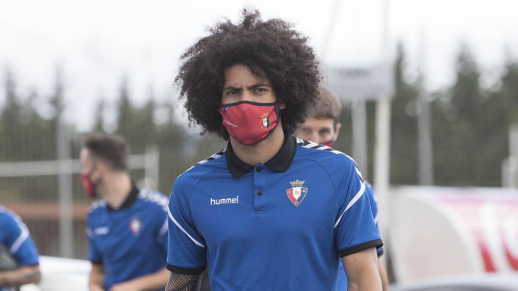 Consigue aquí tu mascarilla oficial de Osasuna