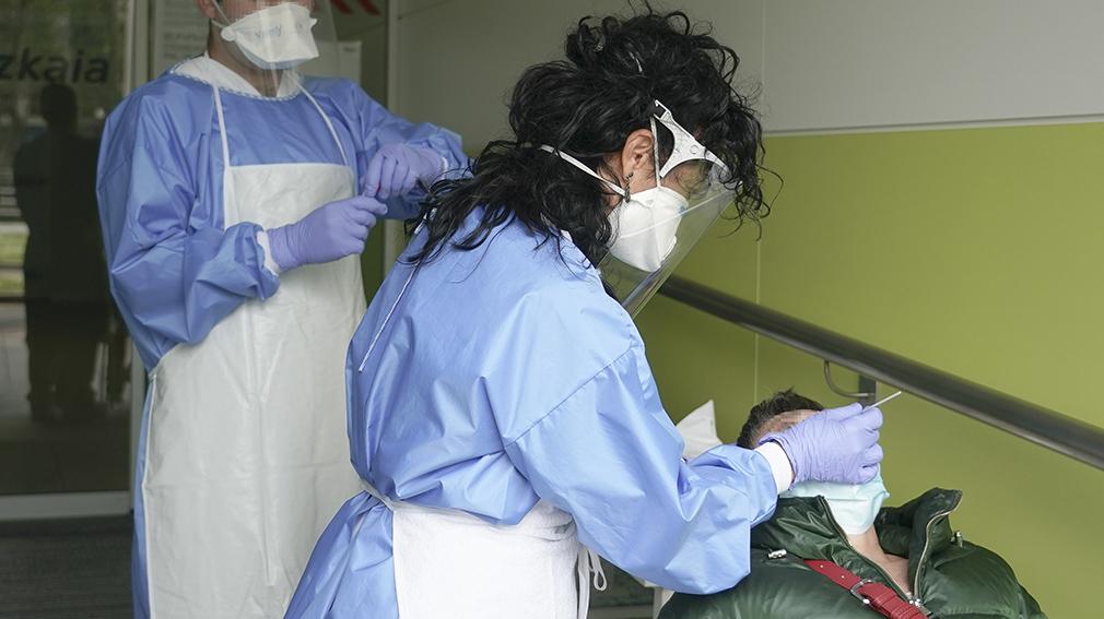 Tres nuevas muertes en Navarra por coronavirus