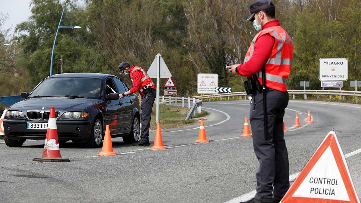 Salud cierra perimetralmente otros cuatro municipios