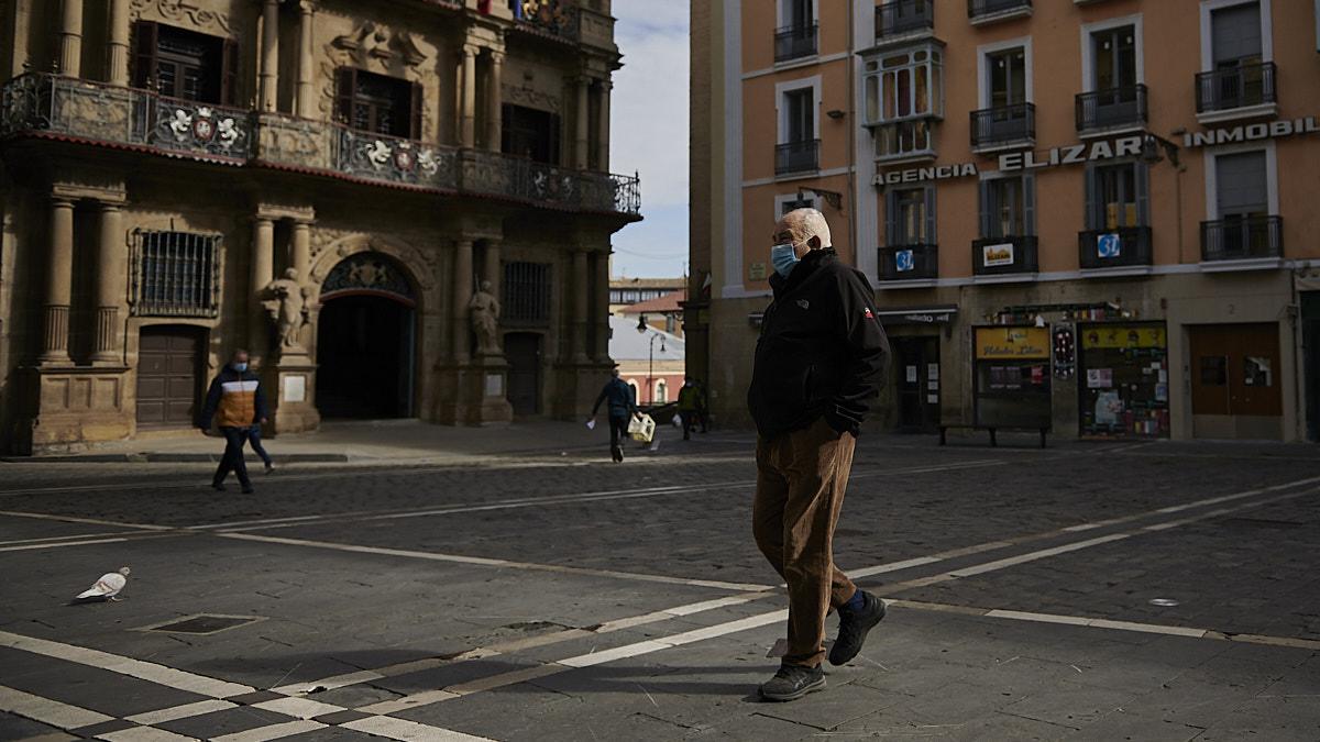 Navarra prorroga hasta el 9 de mayo sus restricciones