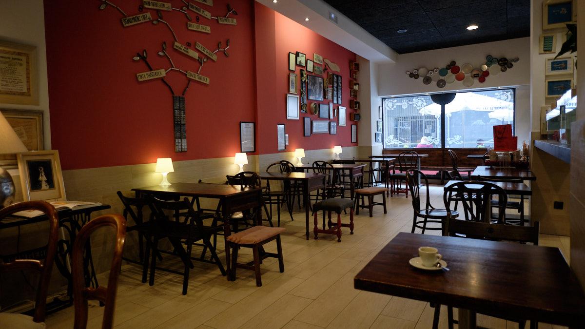 Interior de 'Casa Manterola' adornado al detalle y elegante para los clientes